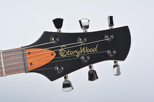 StoryWood Music 3x3 Headstock