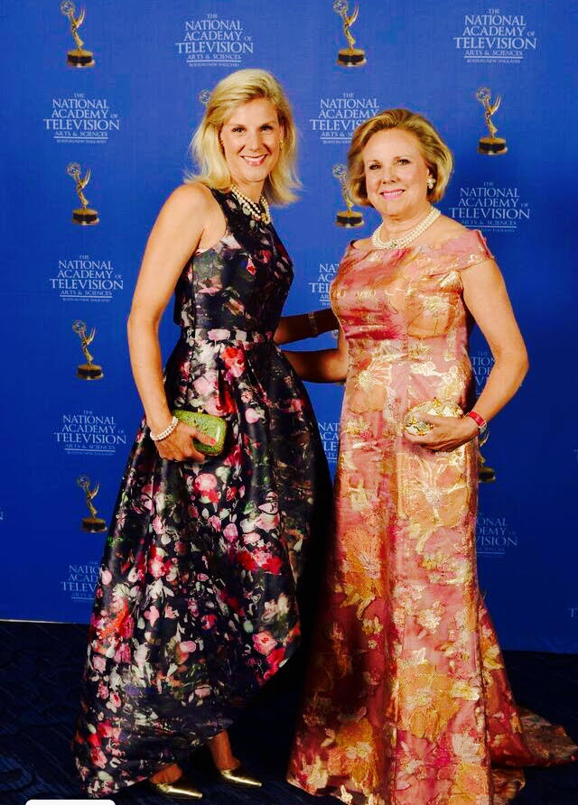 Holly received a NATAS Emmy Award Nomination - Boston 2018  Holly is joined by her daughter, Alexandra Terhalle, Assistant Producer of the Highclere episode of  You Are Cordially Invited .