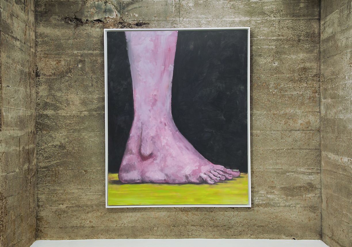 Kevin Ford, A Piece is Loose, 8.jpg
