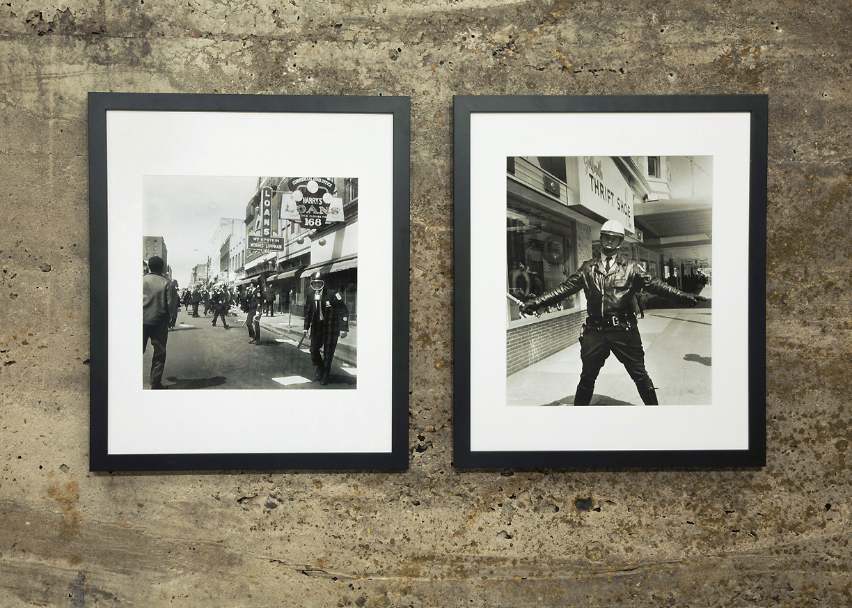 COPS 10 Ernest Withers silver gelatin prints, March 1968 .jpg