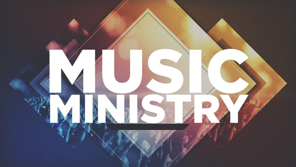 Music Ministry - Worship Opportunities