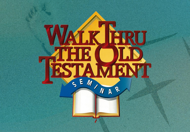 2015 - Walk Through the Old Testament