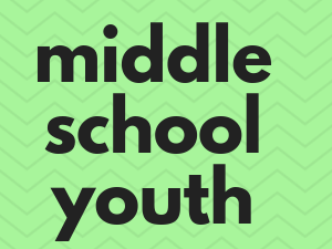 Middle School Youth Ministry - 6th - 8th GradeContact: tommy@stmfw.org