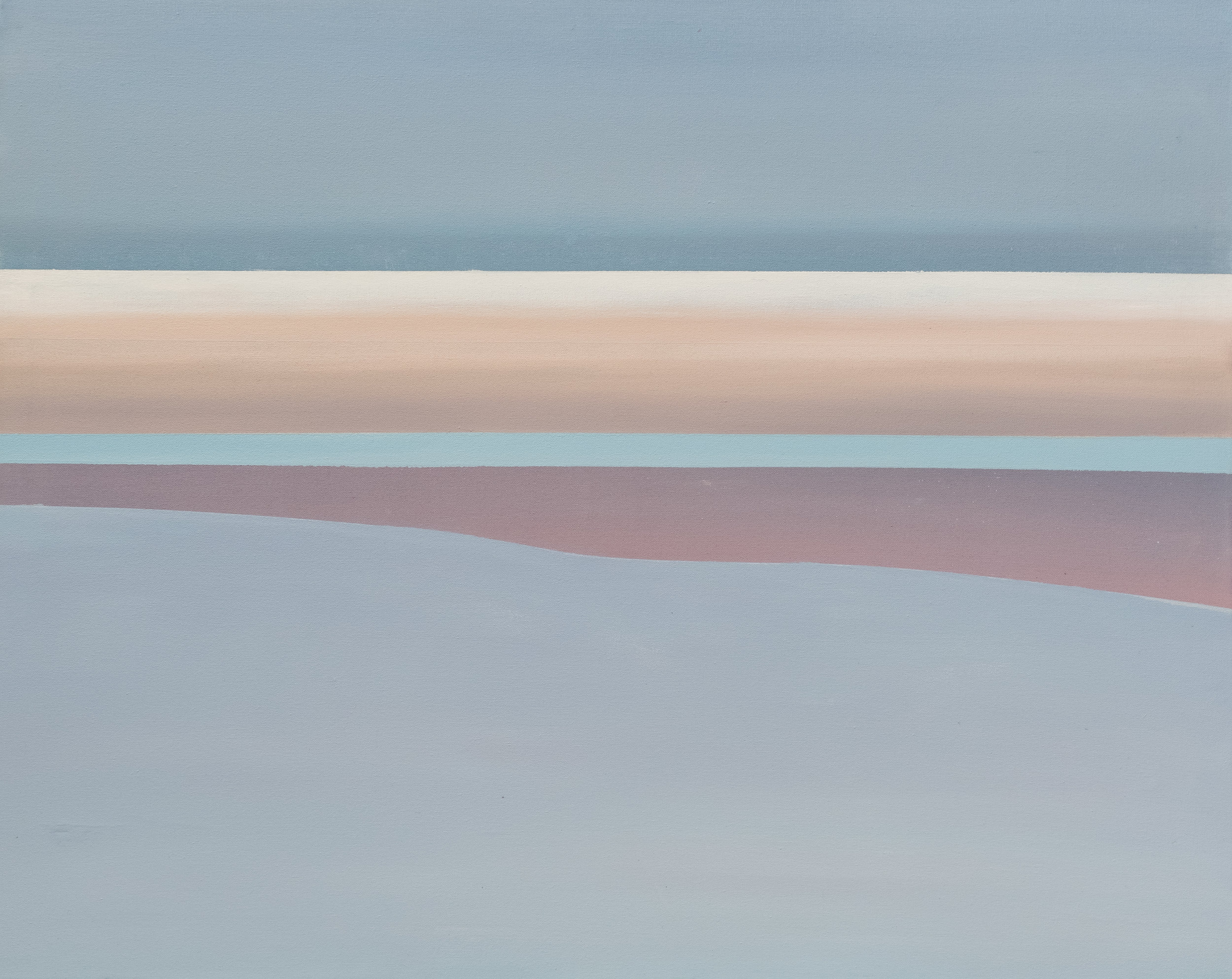12. Eyre Aerial | Oil on canvas | 76 x 115 cm | $2,500