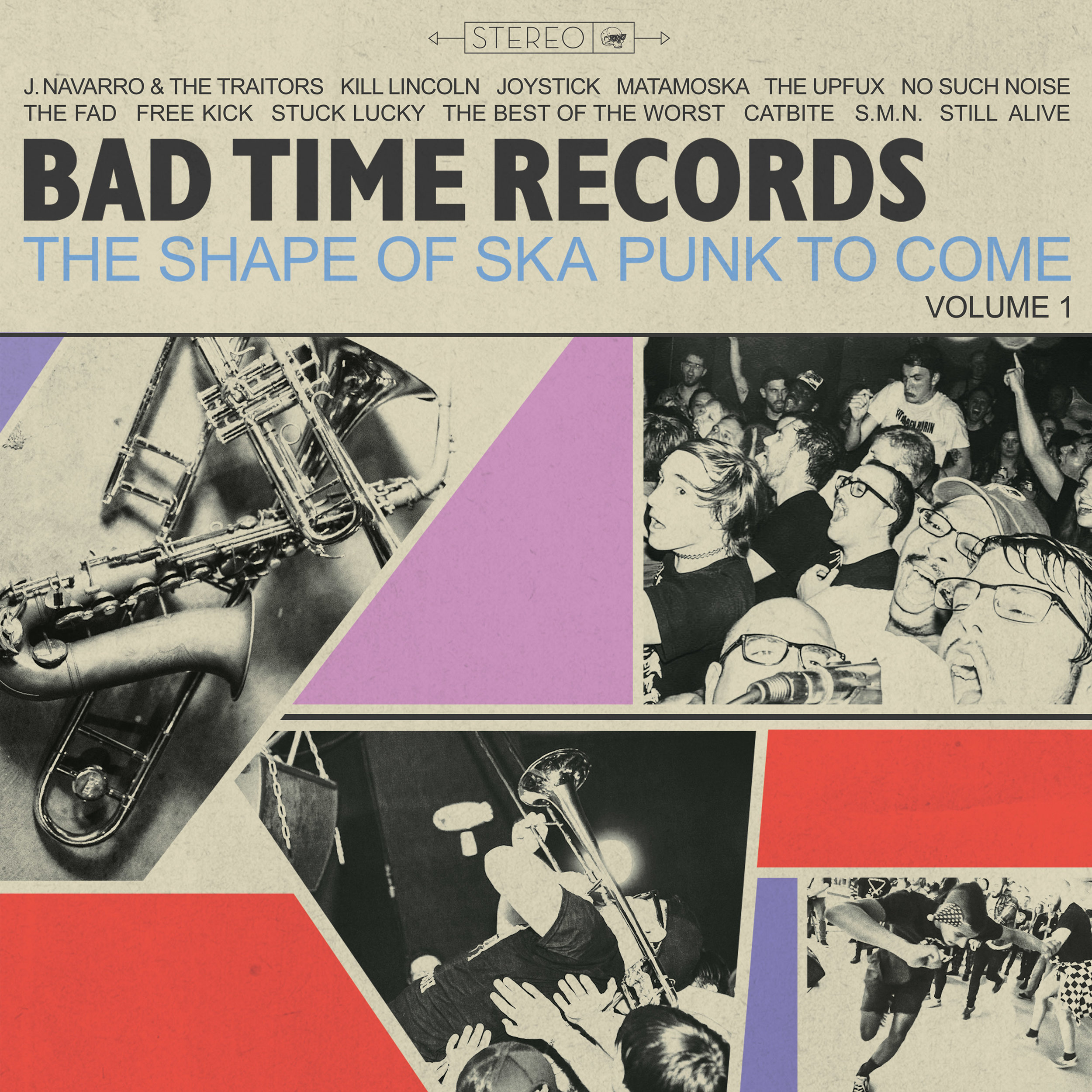 RELEASES — Bad Time Records