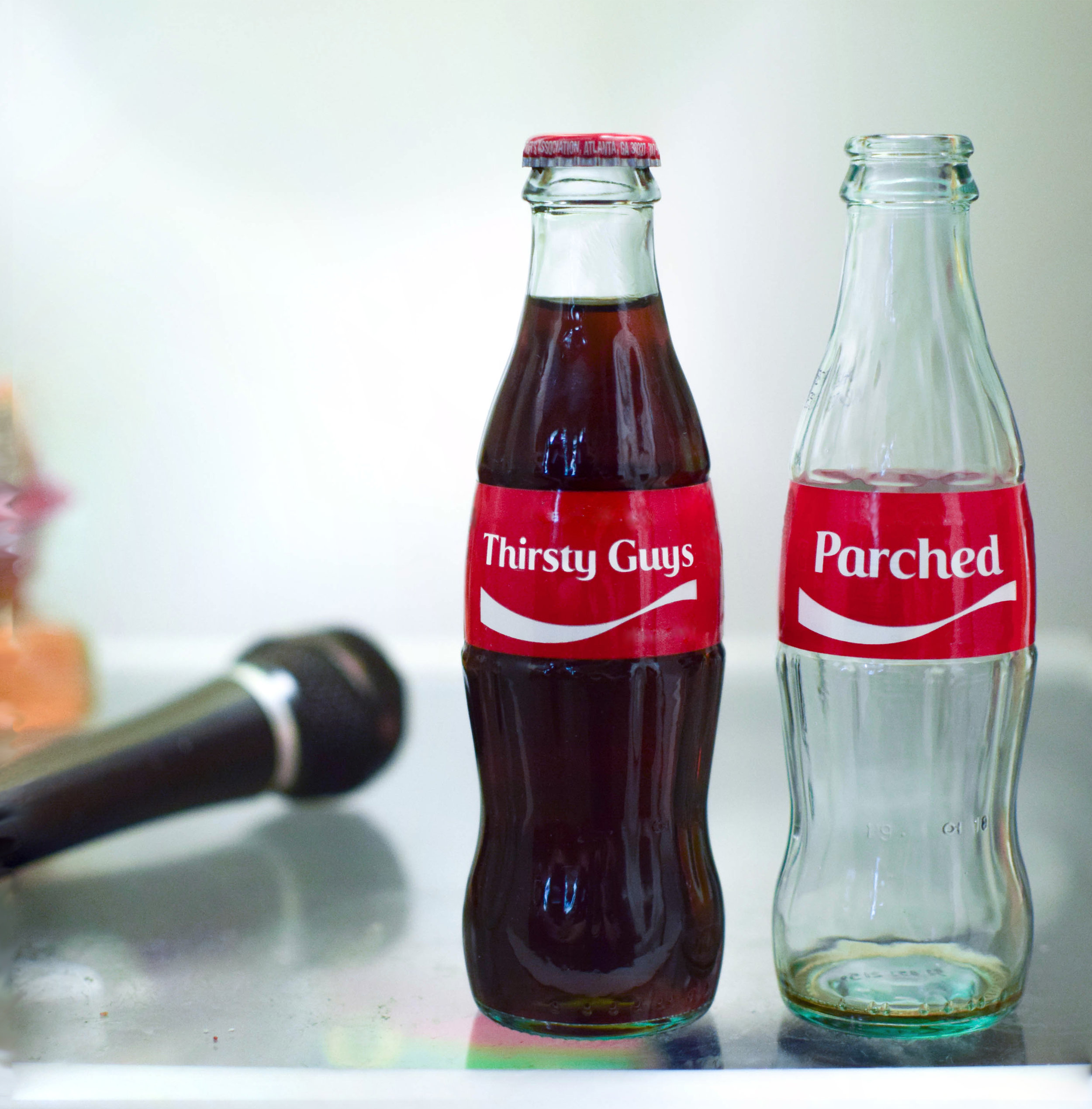 """BTR007 - Thirsty Guys - """"Parched"""""""