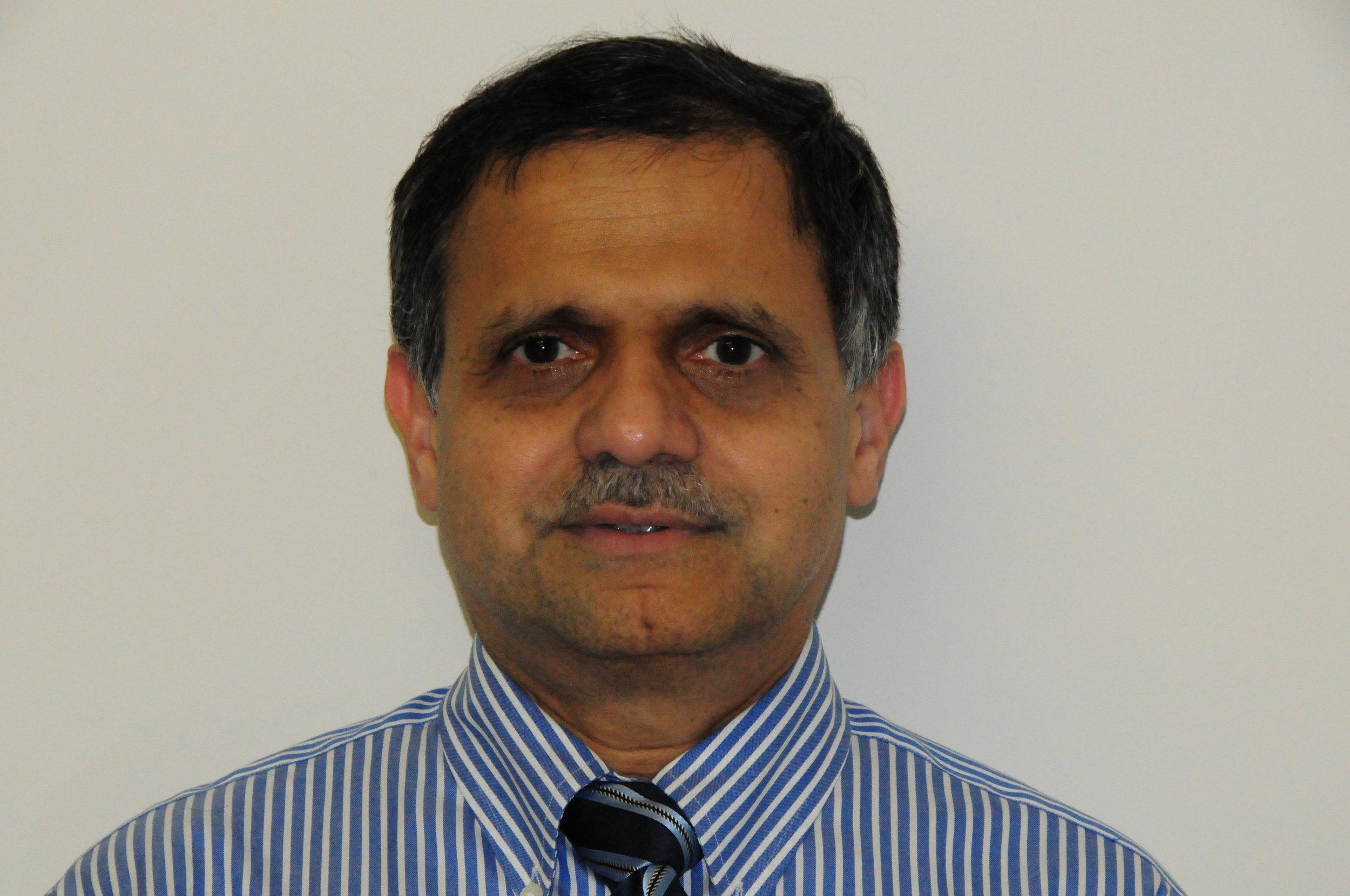 Raghuveer Krishna Halkar, MD