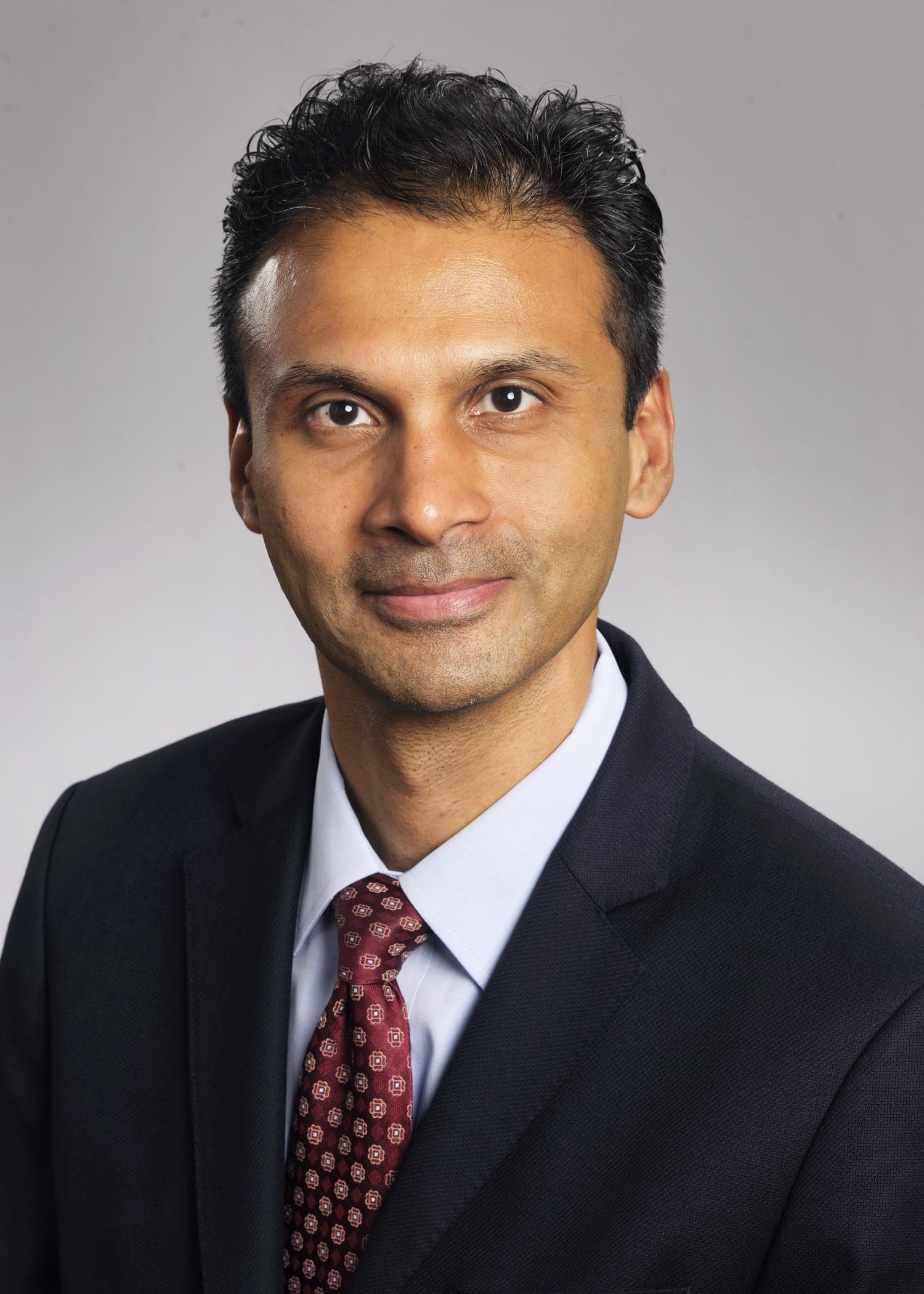 Ram Subramaniam, MD, MBA