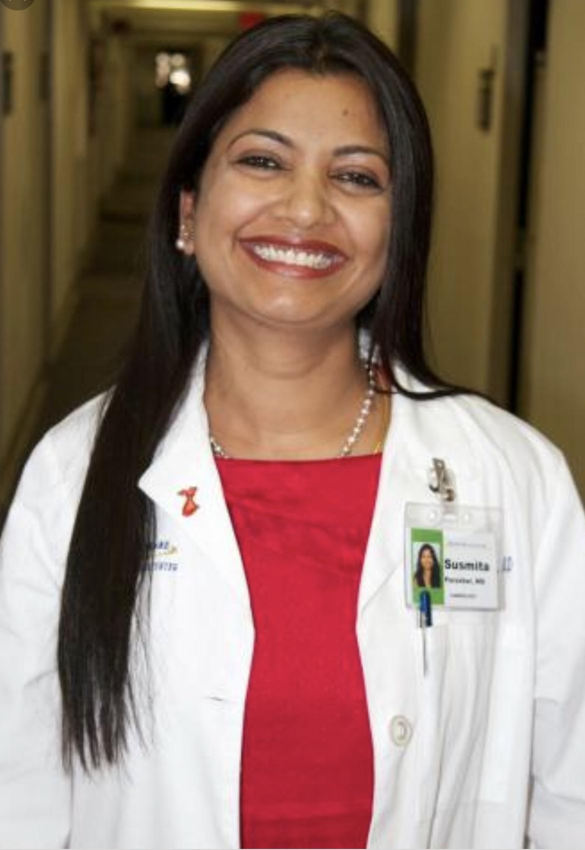 Sushmita Parashar, MD, MPH, MS, FAHA, FACC