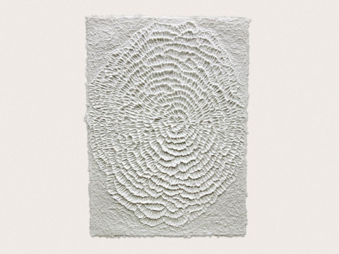 'Reef VI'  Handmade paper - 46cm x 64cm