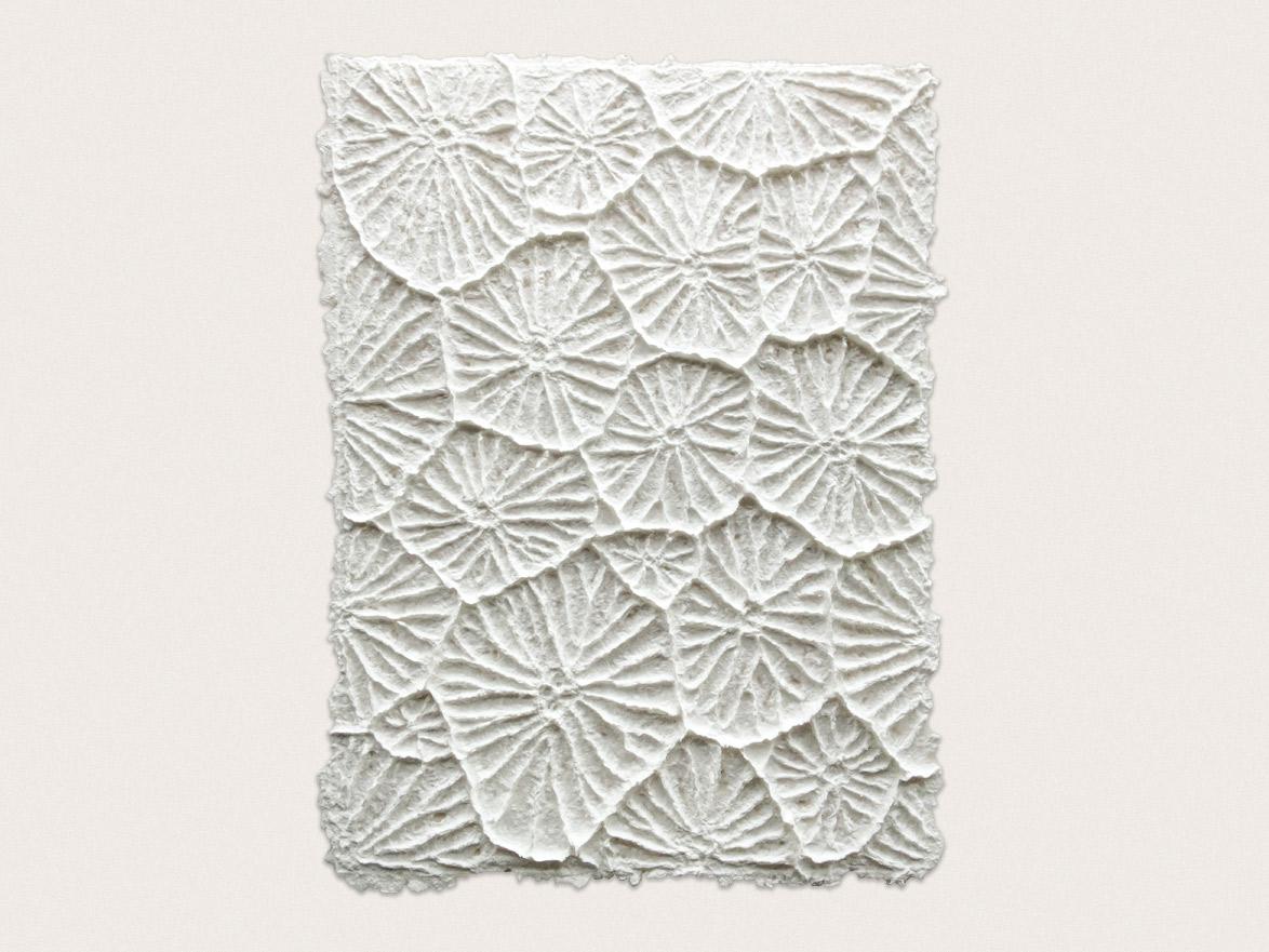 'Reef-VIII'  Handmade paper - 46cm x 64cm
