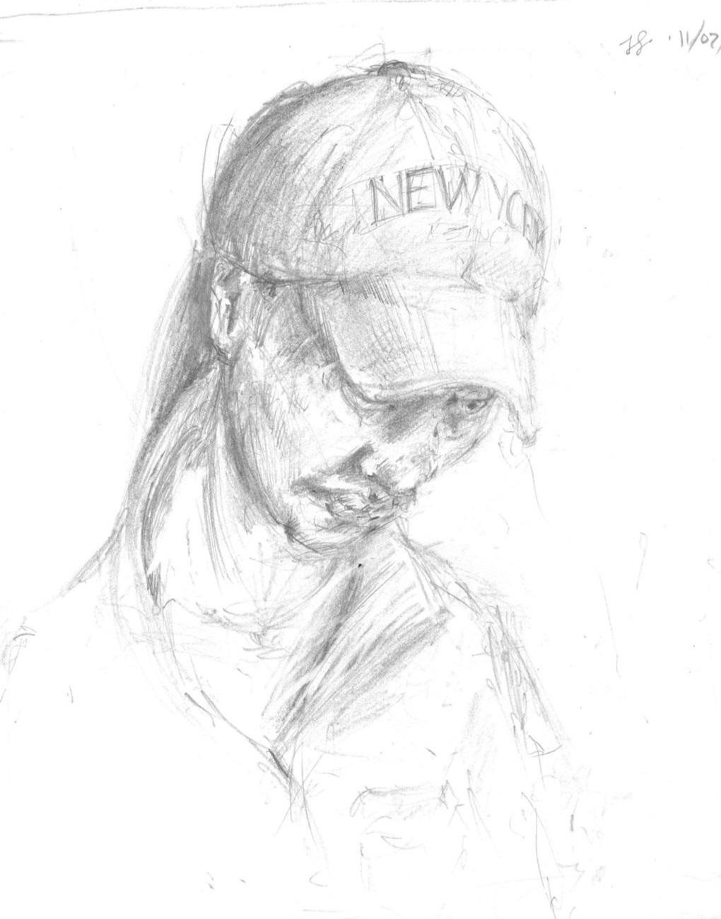 Sketch done in class -