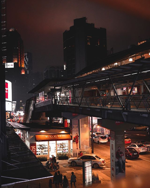 Another perspective on one of the busiest street in Kuala Lumpur 📷 : shot on @nikon.z6 . . . . . #agameoftones #visualart #rawurbanshots #malaysiatrulyasia #kualalumpur #bukitbintang #moodygrams #citykillerz #citykillers #citygrammers #visualofstreet #myyourshot #eclectic_shotz #malaysia #nikonasia #nikonmalaysia #z6 #karlokphotography