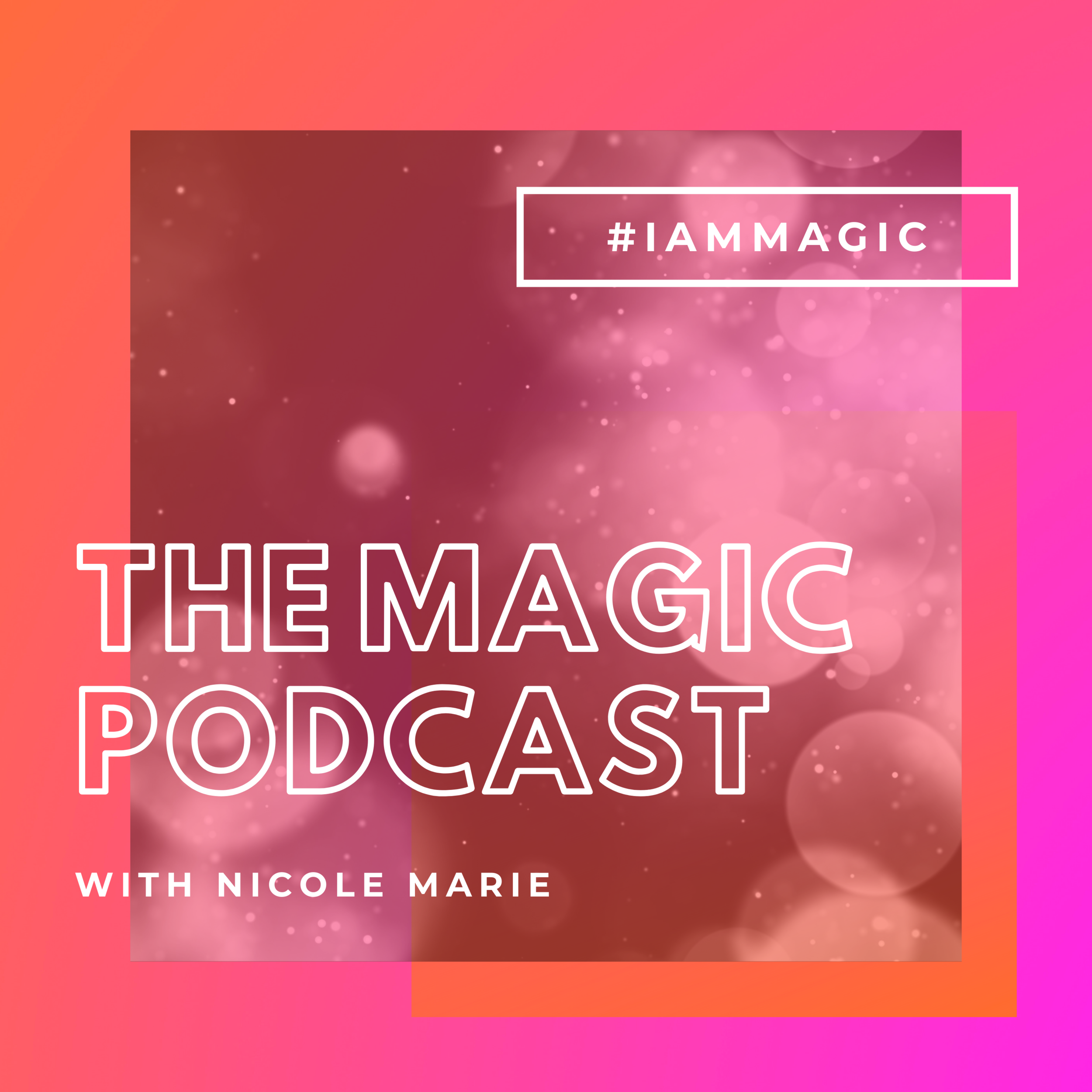 Subscribe to the Magic Podcast -  The Magic Podcast is teaching the tools of transformation and how to live everyday magic. Join Nicole Marie a Transformation Catalyst + Coach every week for the Weekly Moon Cycle Forecast to learn how to empower your life with the MOON. Along with special episodes exploring the tools of Mythical Psychology, Archetypal Astrology, and Ritual Storytelling to embody a life of MAGIC!