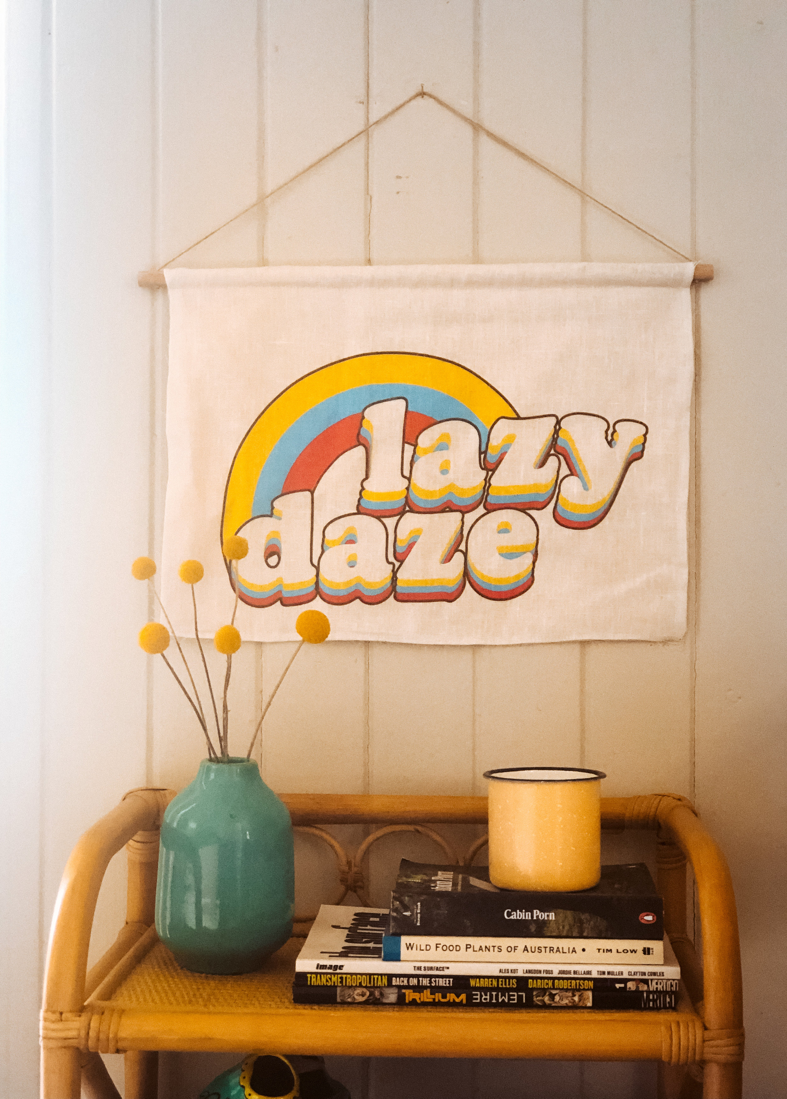 The Oopsy Daisy Co - Wall Hangings - Lazy Daze