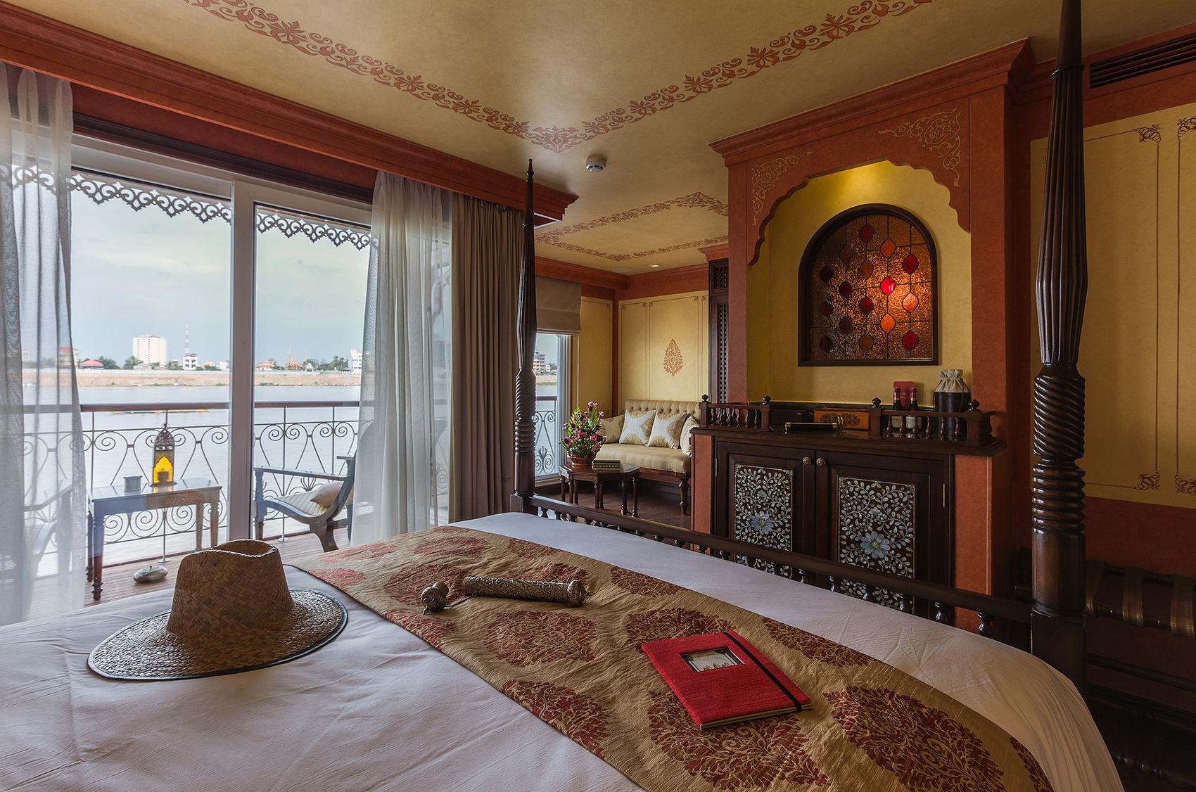 Superior suite cabin