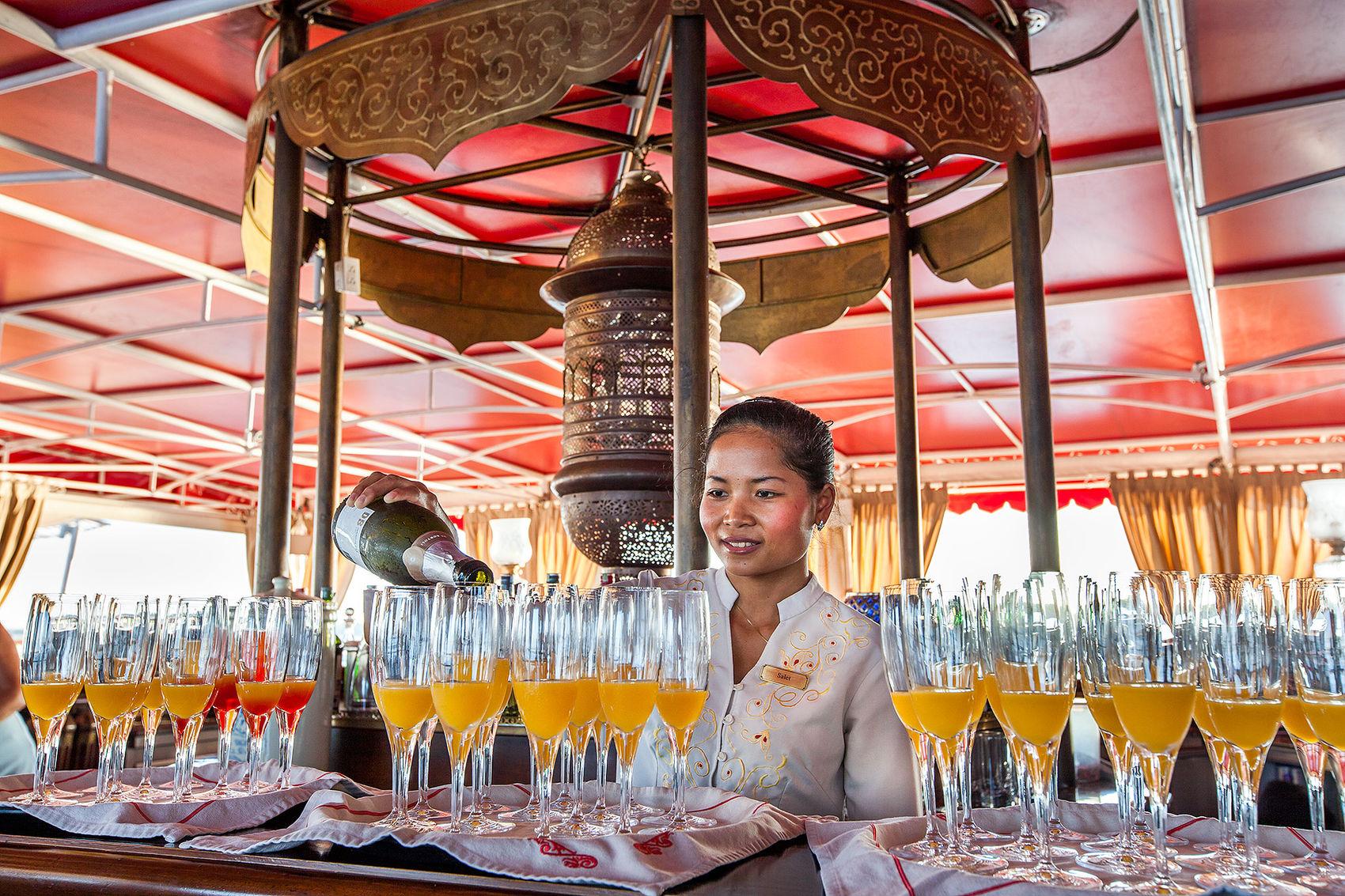 East India Funnel Bar