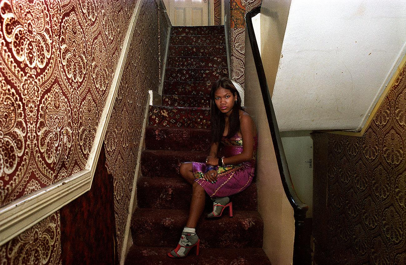 Alina Cambodian in London