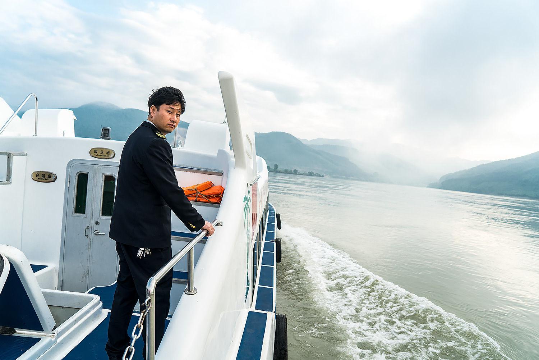 Sailor Mekong River Yunan China