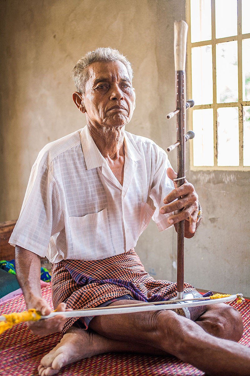 Leng, Wedding Musician Kandal Cambodia
