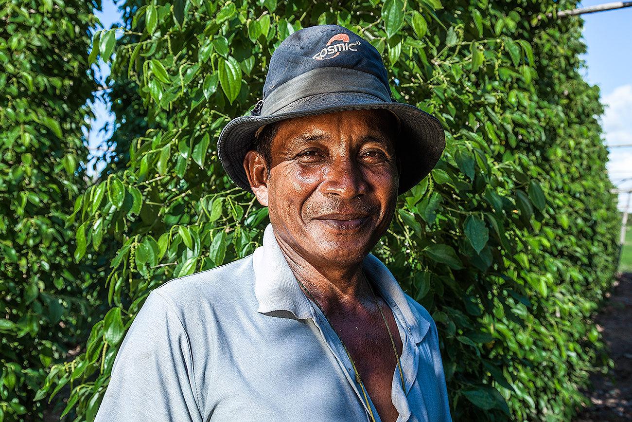 Cosmic Pepper Farmer Kg Trach Cambodia