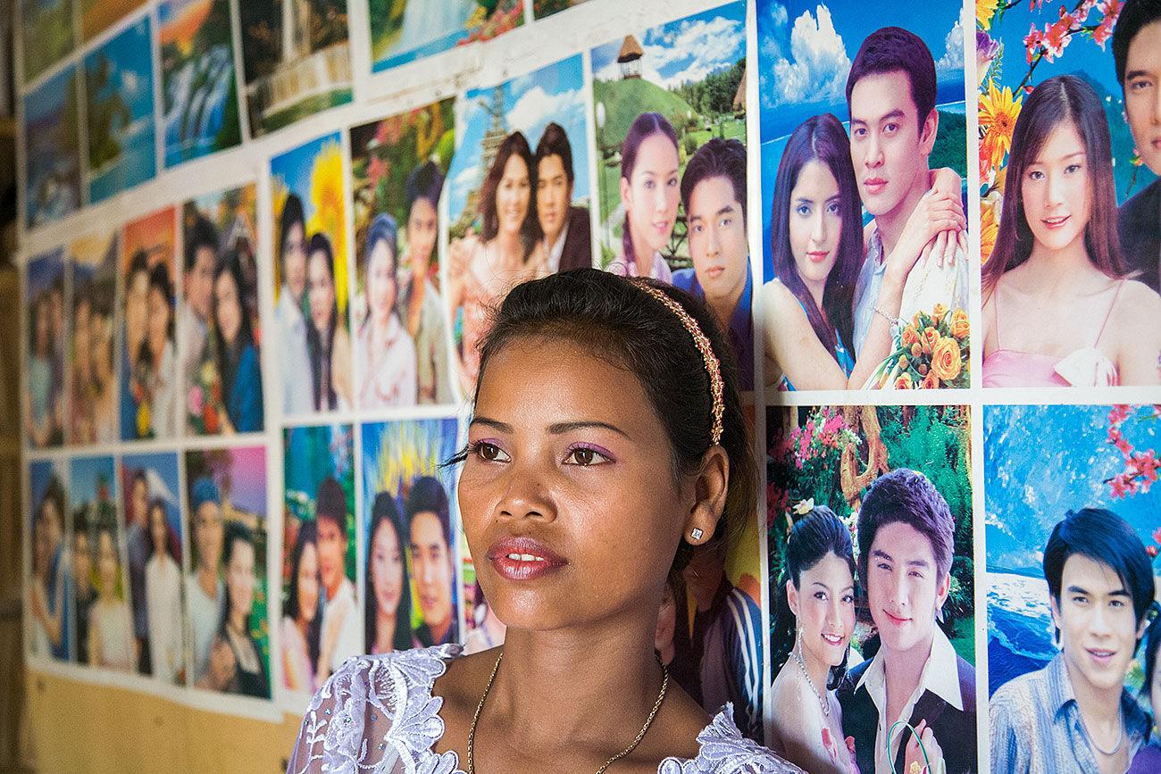Lon Kandal Wedding Cambodia