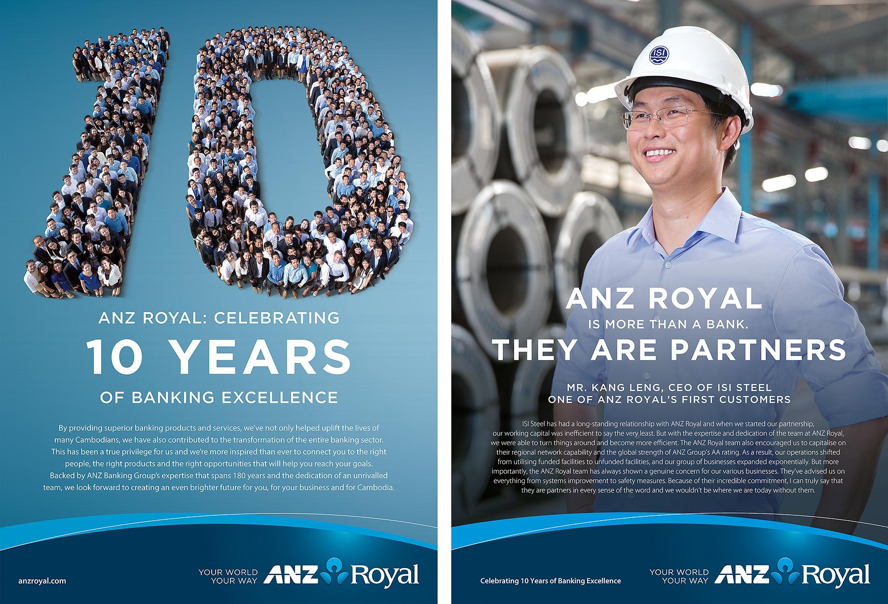 ANZ Royal 10th Anniversary 2015