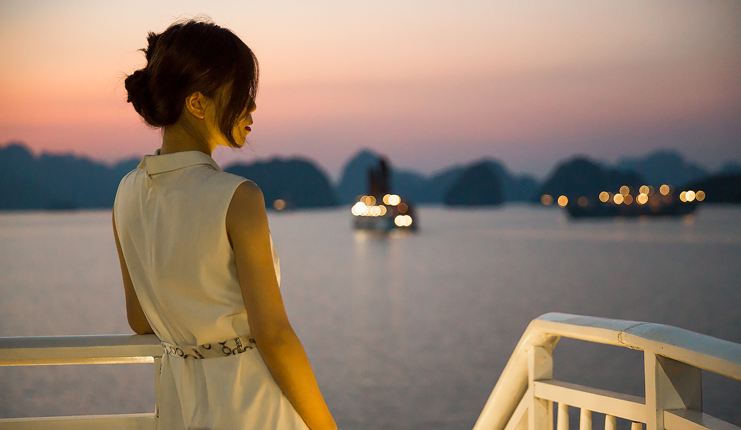 Heritage Line Cruises Halong Bay VN