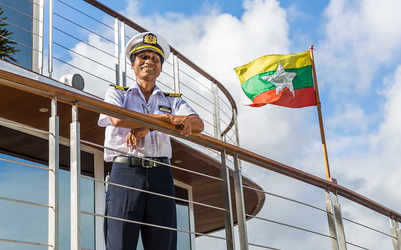Scenic Luxury River Cruises Myanmar
