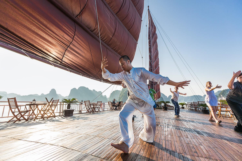 Heritage Line Halong Bay Vietnam