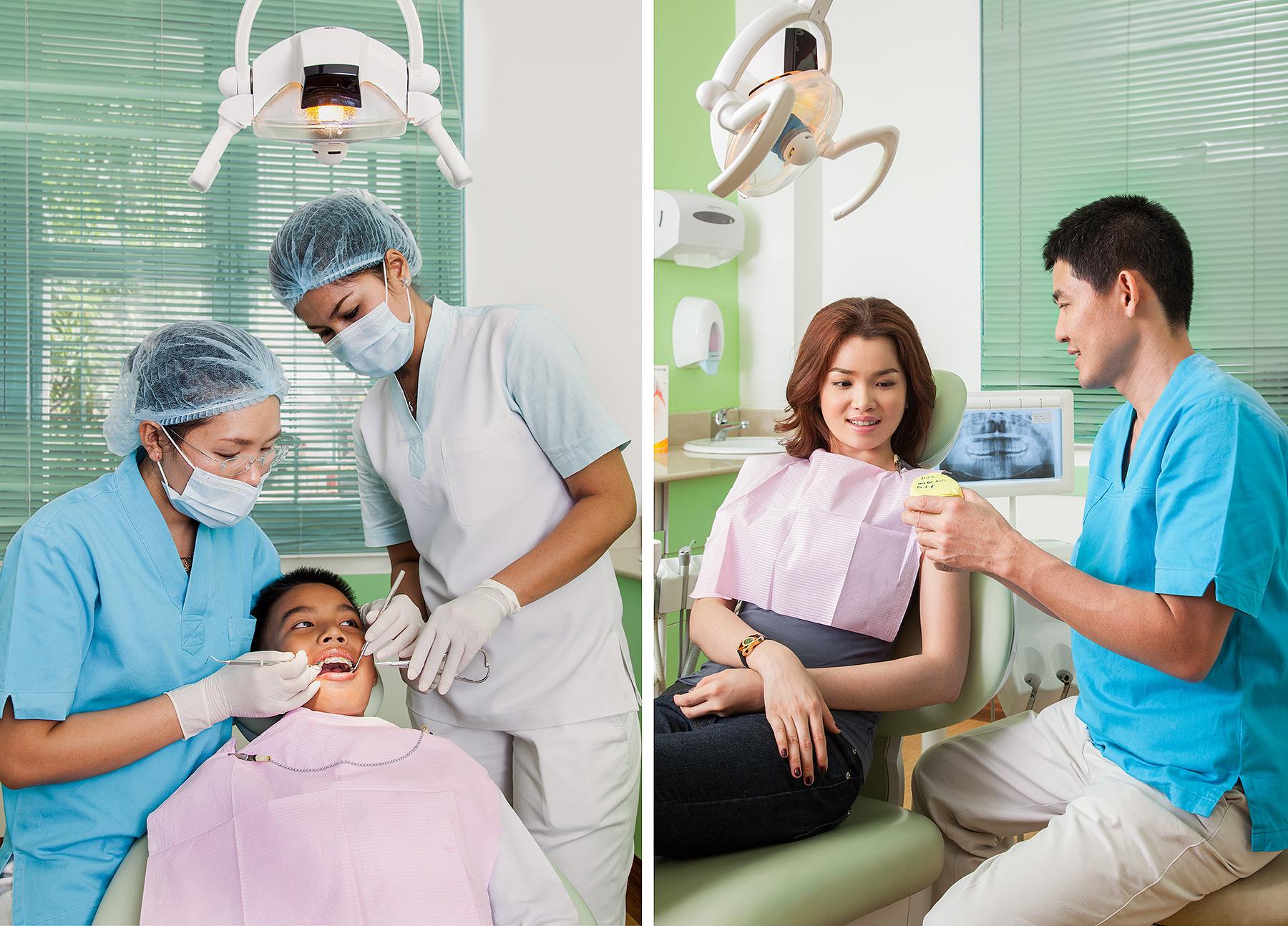 Roomchang Dental Cambodia