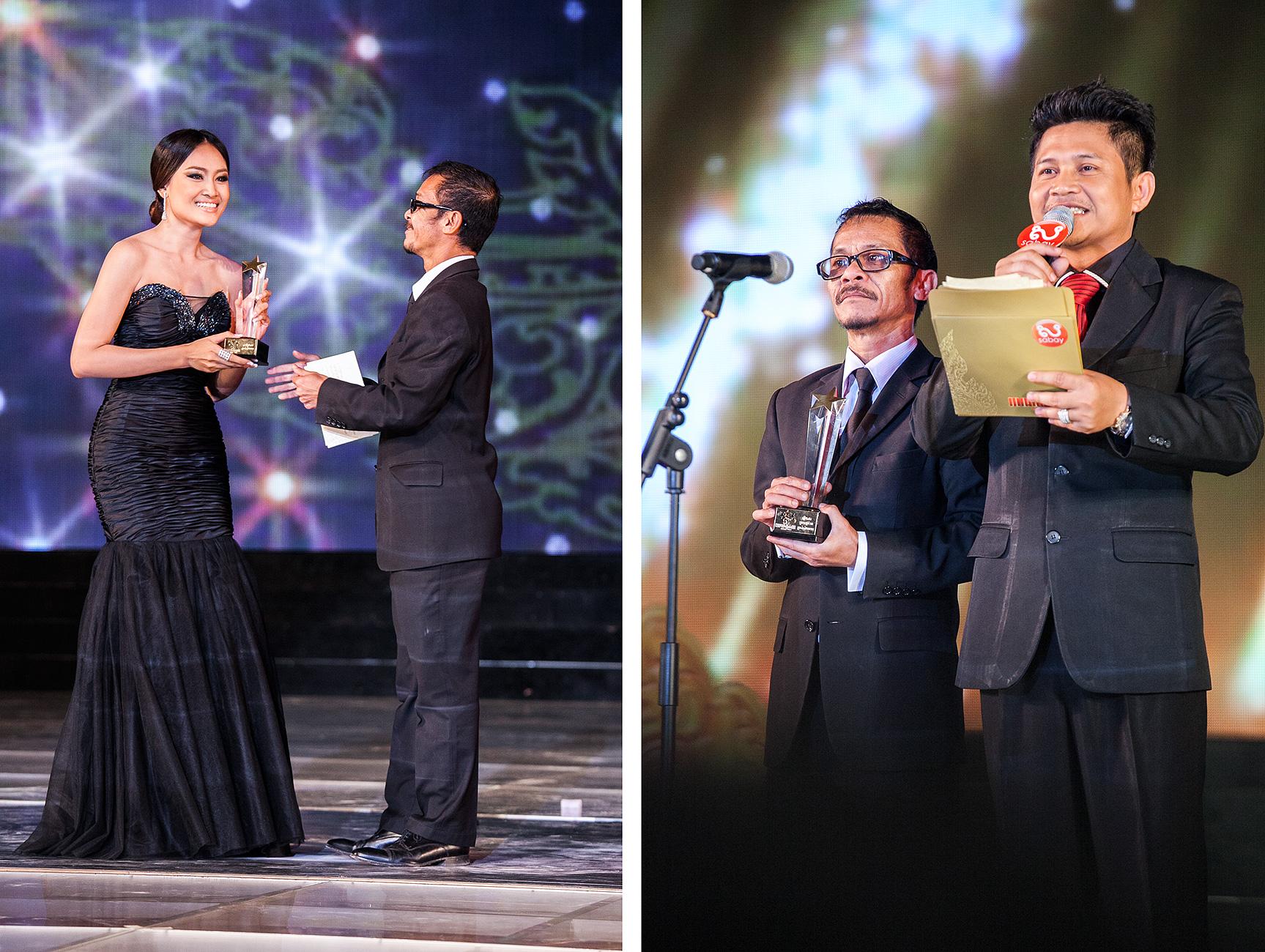 Saray Sakana, Mr. Crem, Pho Saphanit, Cambodian Oscars Phnom Penh