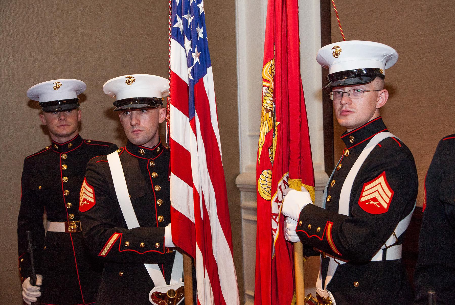 US Marines Annual Ball Phnom Penh