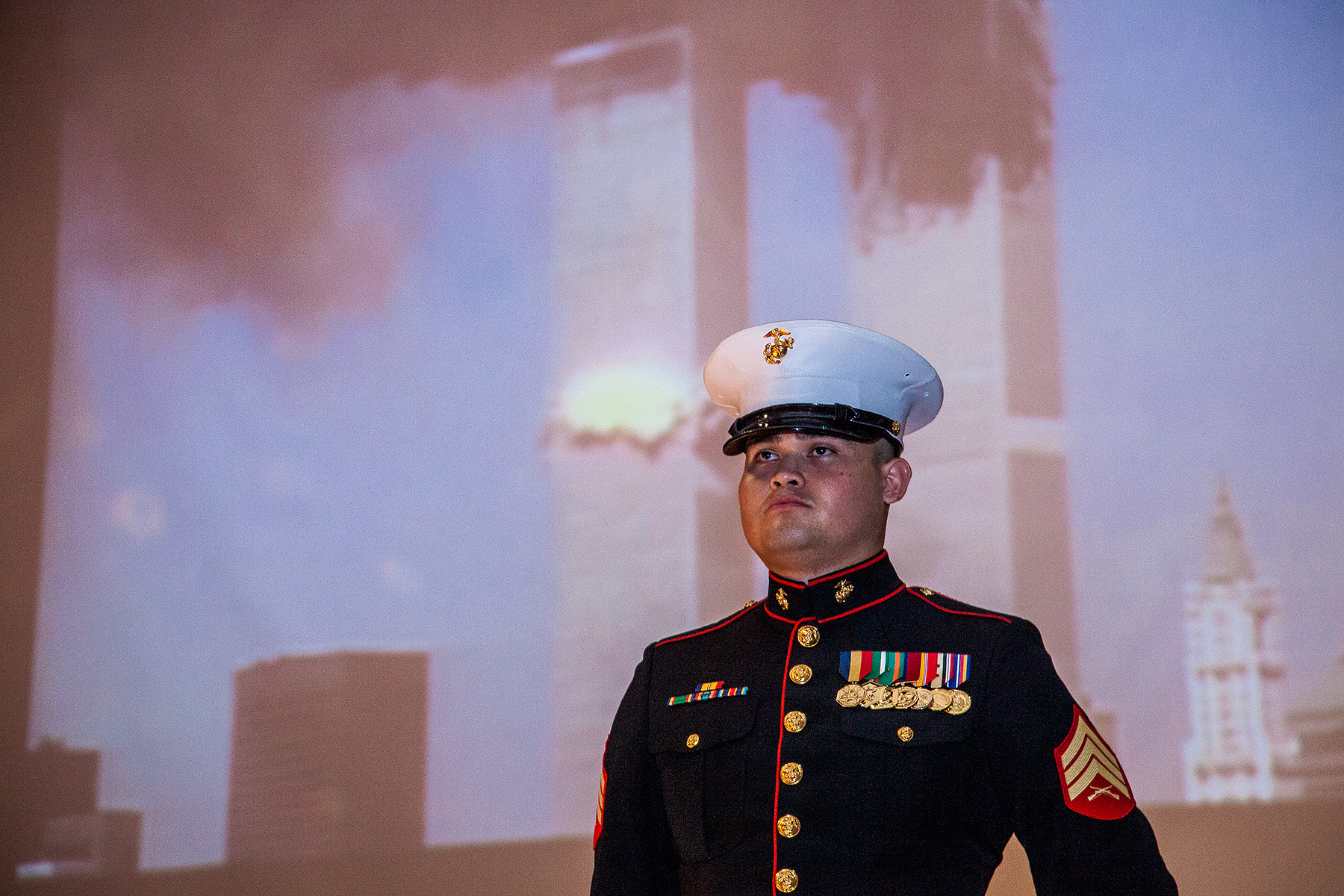US Marines Annual Ball, Raffles Phnom Penh