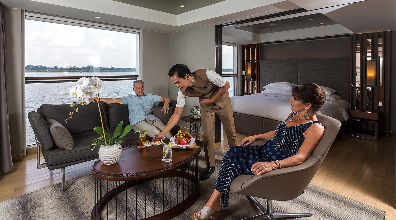 Scenic Spirit Mekong Cruises