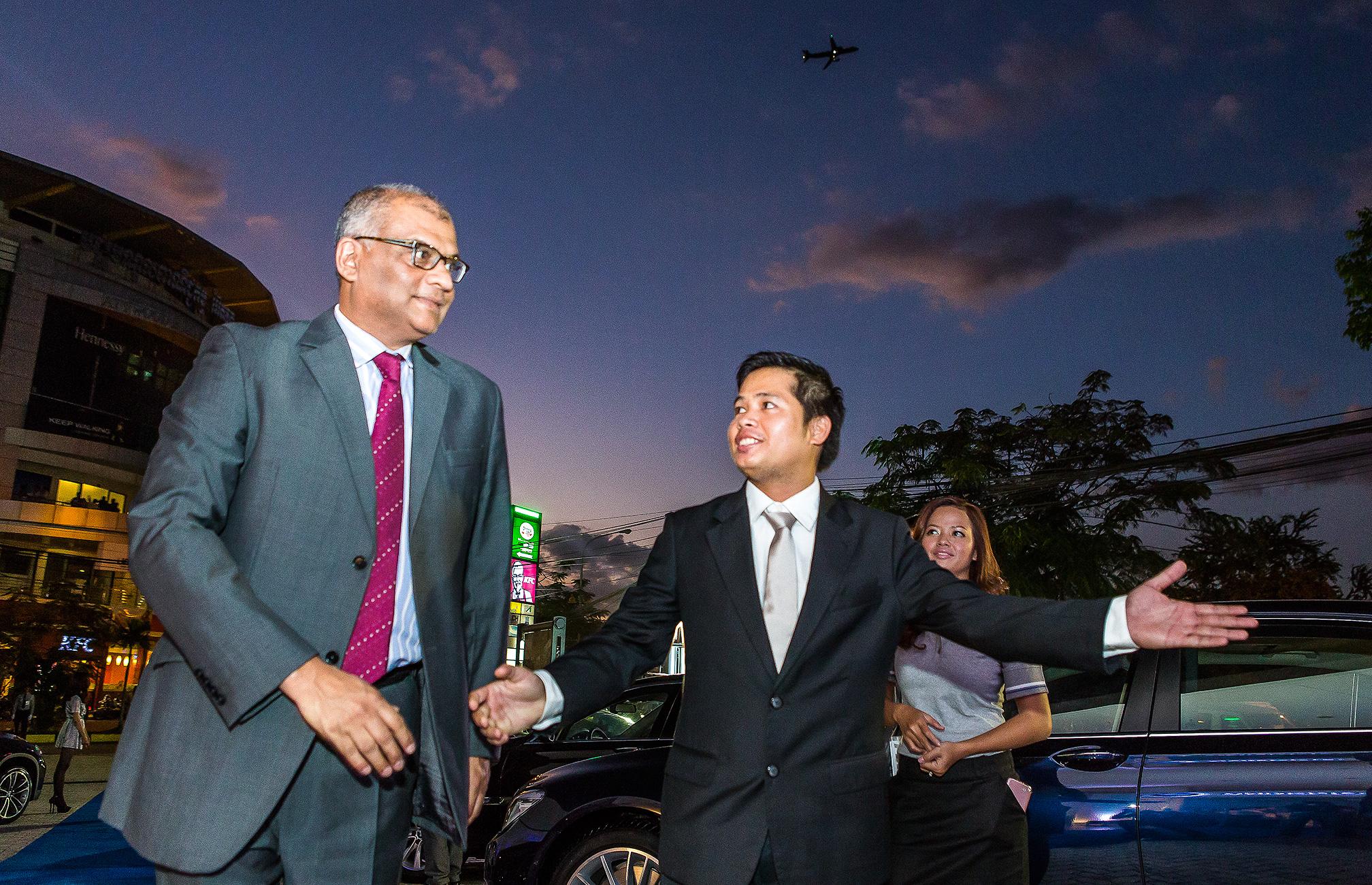 BMW Showroom Launch Phnom Penh
