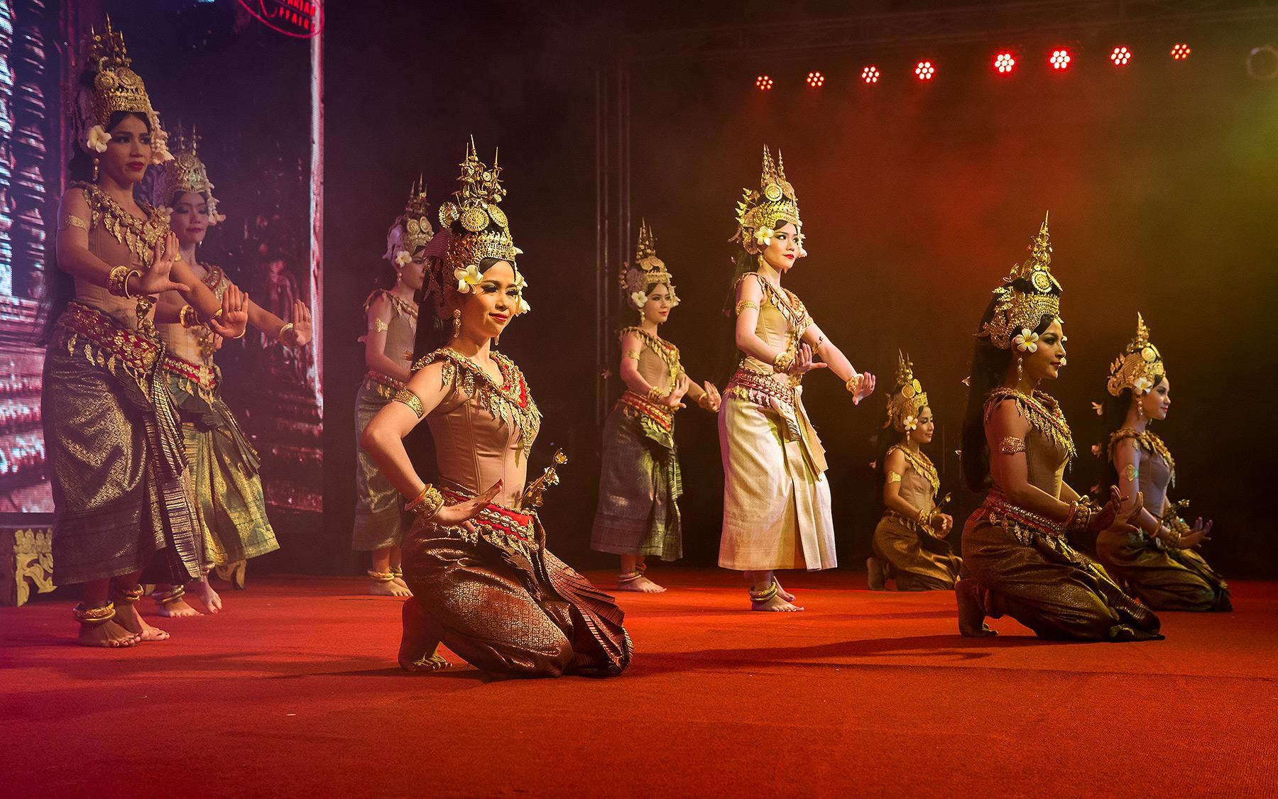 Apsara Dance Show Phnom Penh
