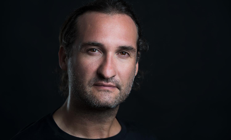 Filmmaker George Jefferies