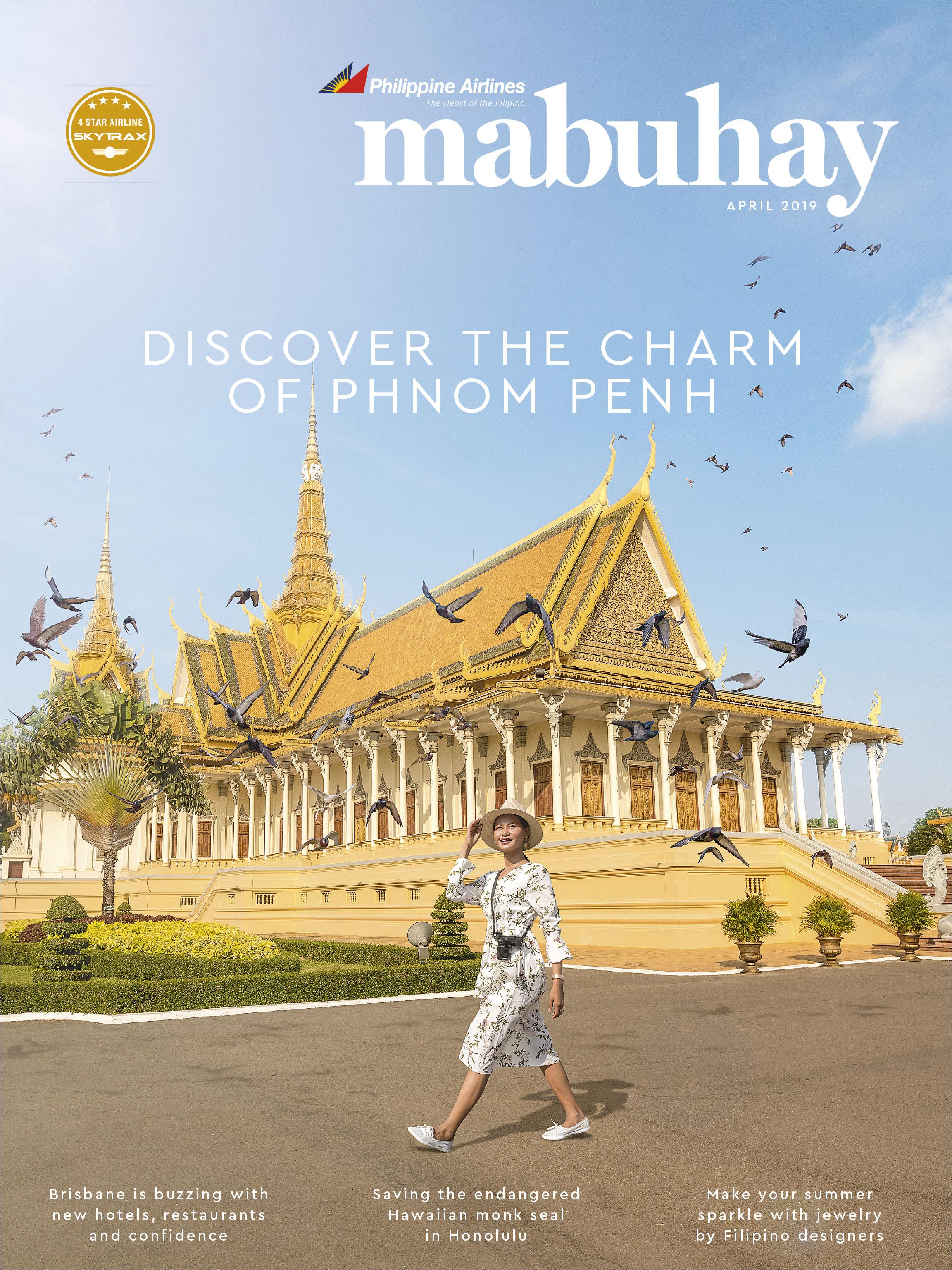 Mabuhay Cover Shoot
