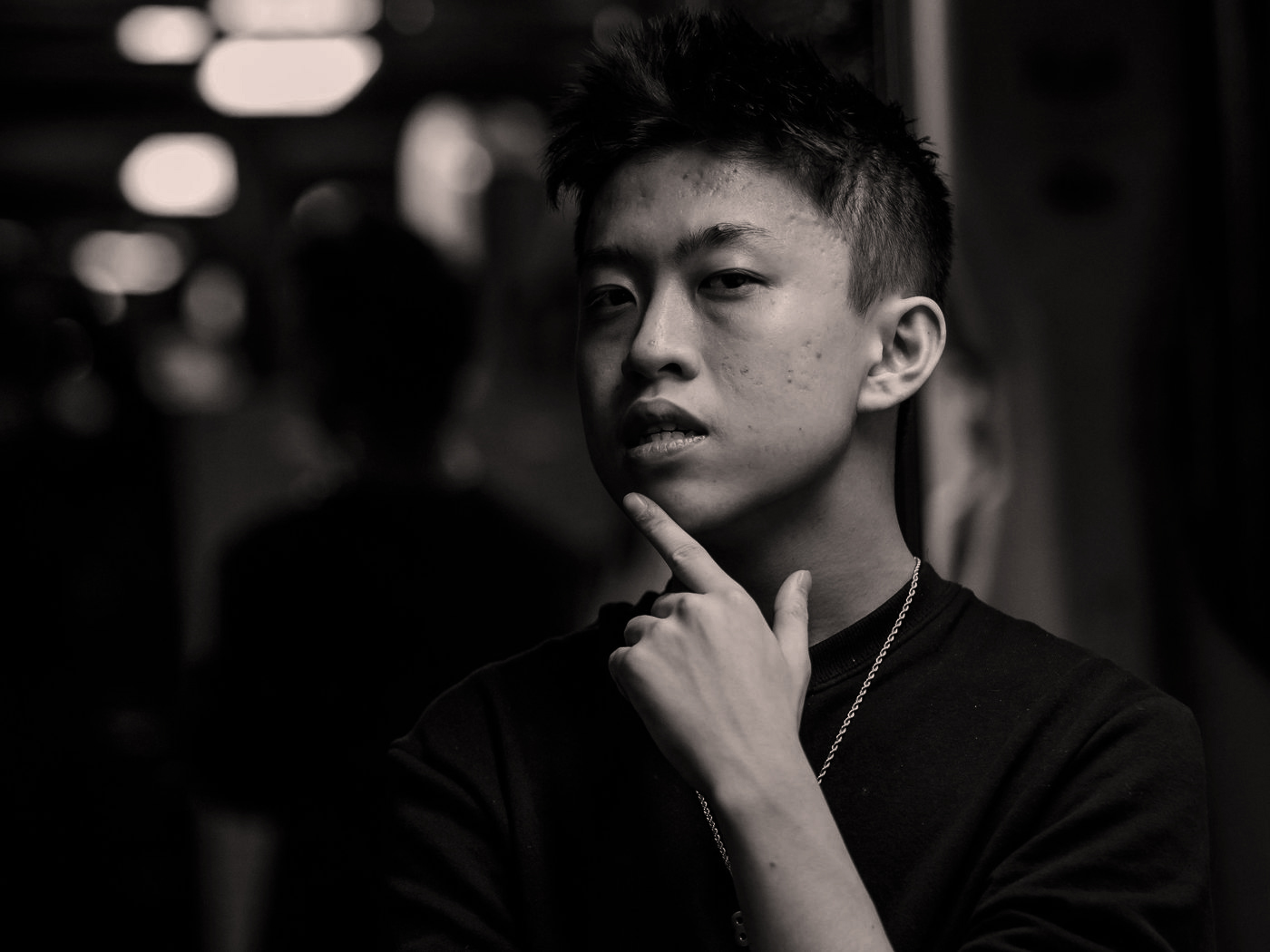 Rich Chigga - Rich Chigga became a sensation felt across the globe; working with the likes of Skrillex, Diplo, Young Thug and Keith Ape to produce chart-topping tracks.Collective Minds organised his sold out show in Hong Kong.