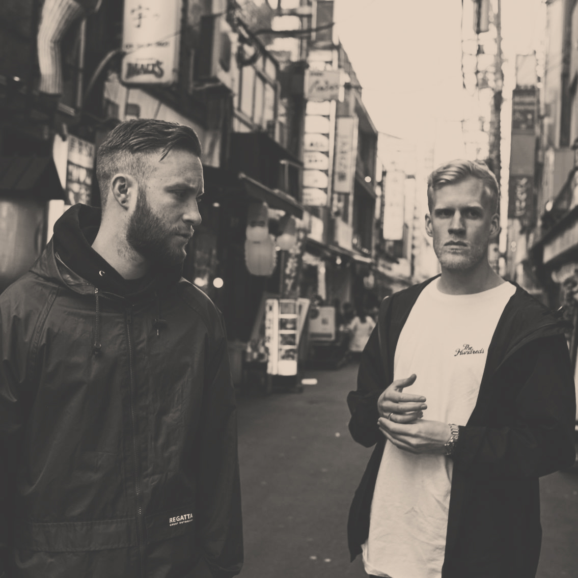 Snakehips - Rapidly making their name with Hype Machine chart-topping remixes for Banks, The Weeknd, Bondax and Wild Belle, platinum-selling UK duo Snakehips (Oliver Lee and James Carter) have garnered an ever growing reputation for their unique signature sound; a sensual, contemporary take on old school R&B, influenced by 90s hip-hop throwbacks and 1970s string samples.Collective Minds brought Snakehips to Singapore to shake some hips.