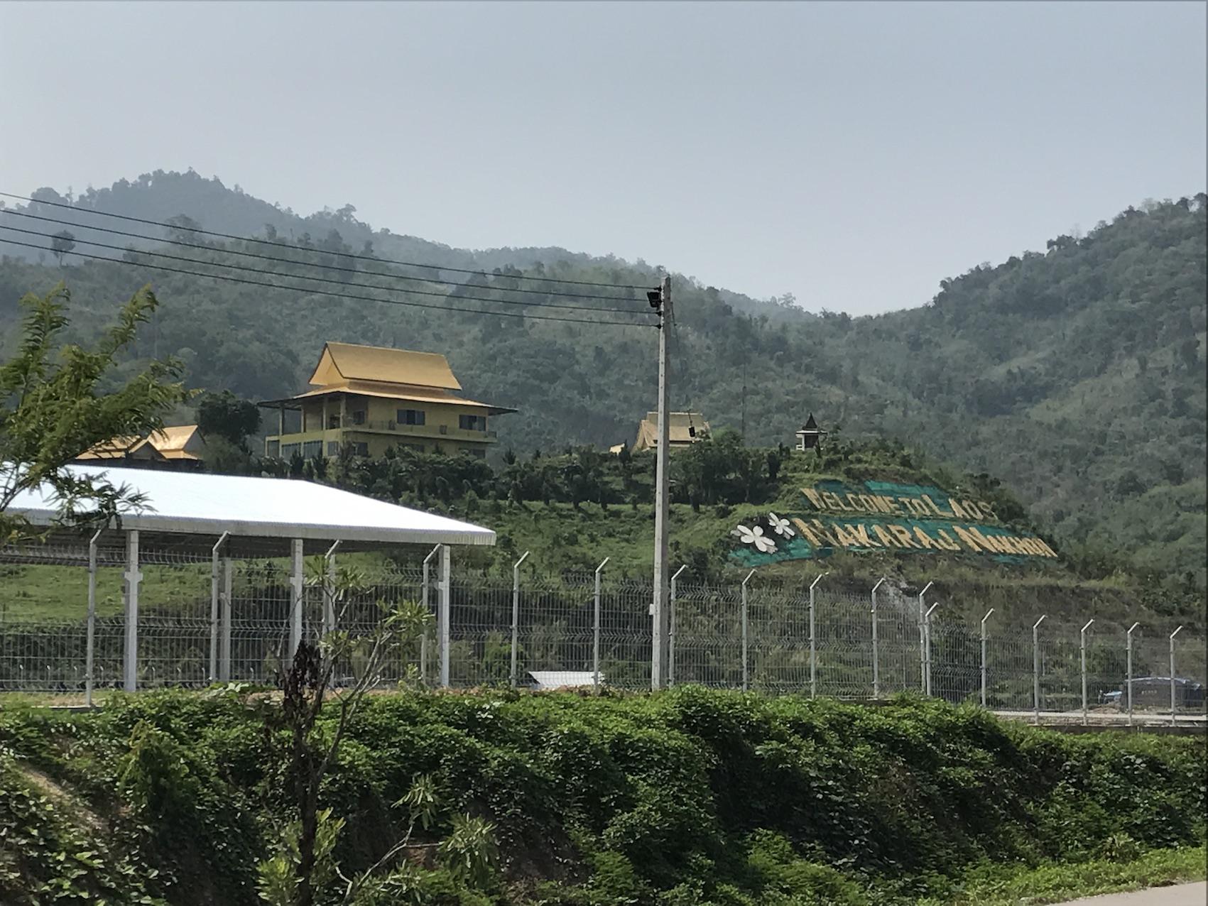 Thailand-Laos Border
