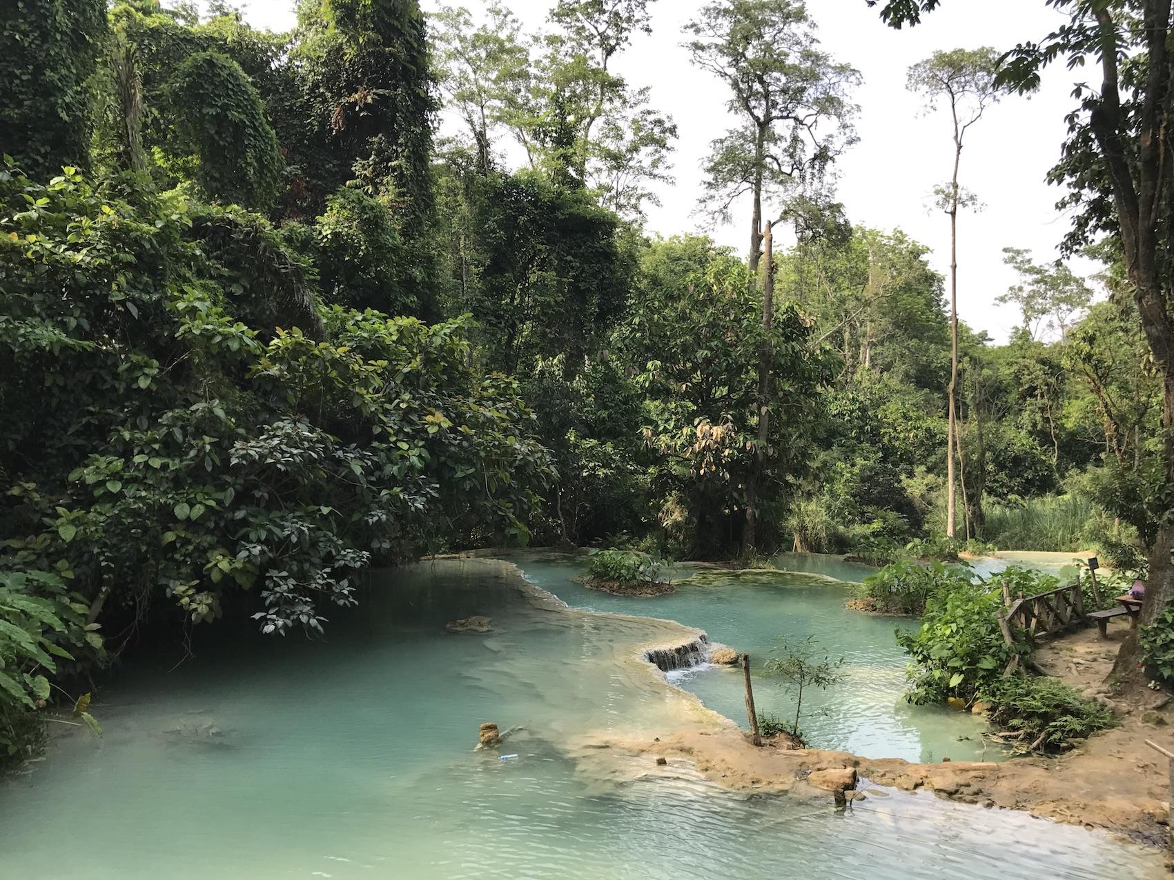 Kung Si Falls