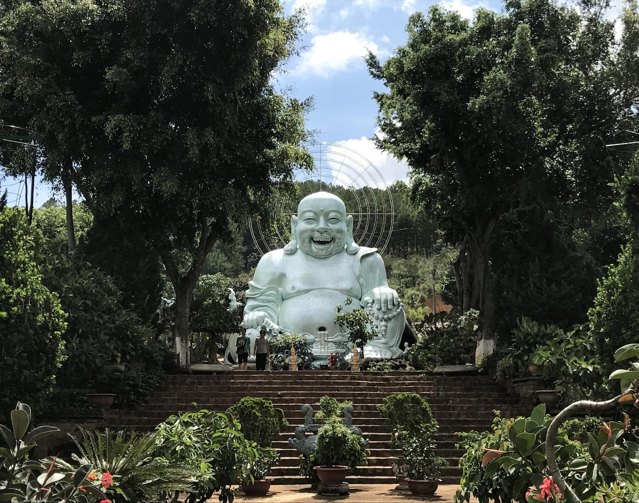 Blue Buddha, Da Lat