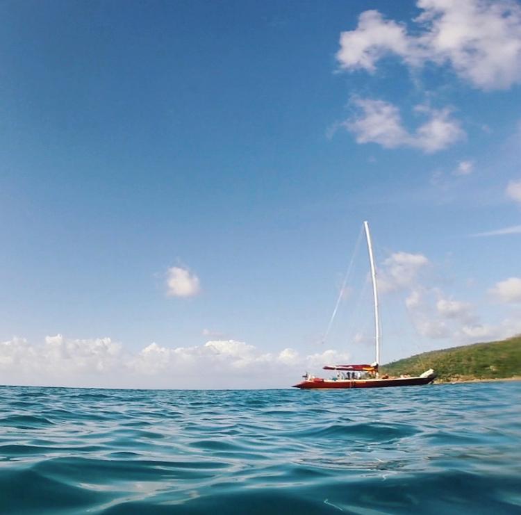 Sailing, Whitsundays