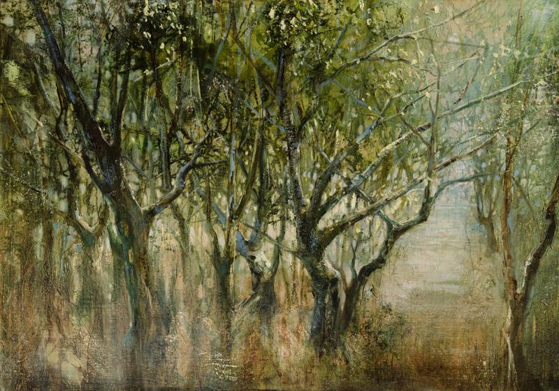 Ancient Damson Orchard