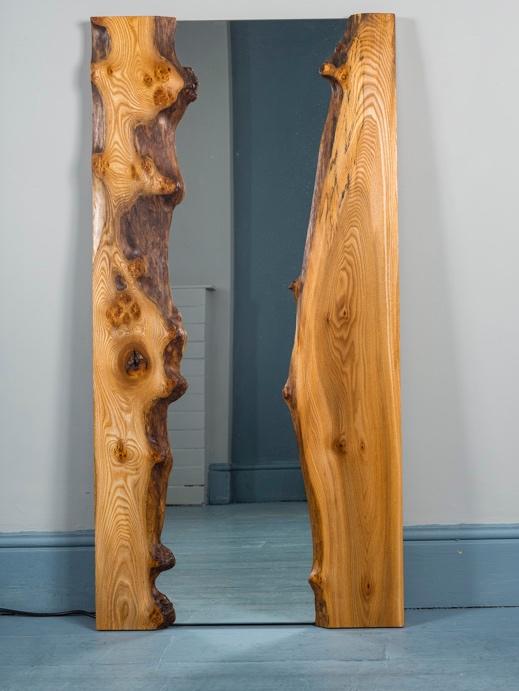 Wood & Mirrors -