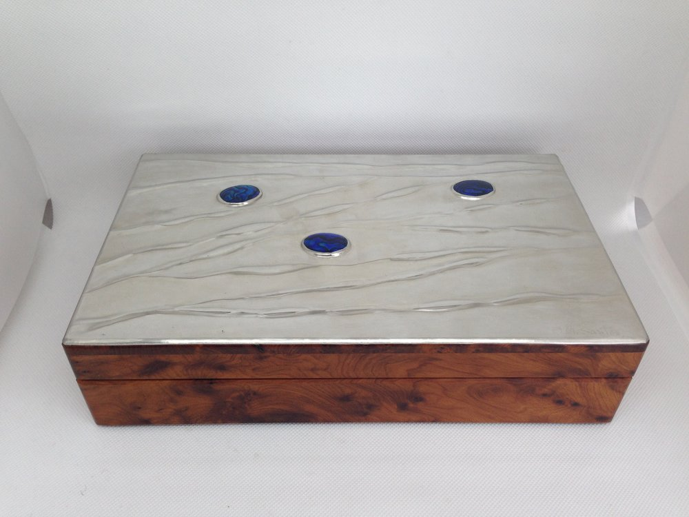 Rippling Water Jewellery Box - £185
