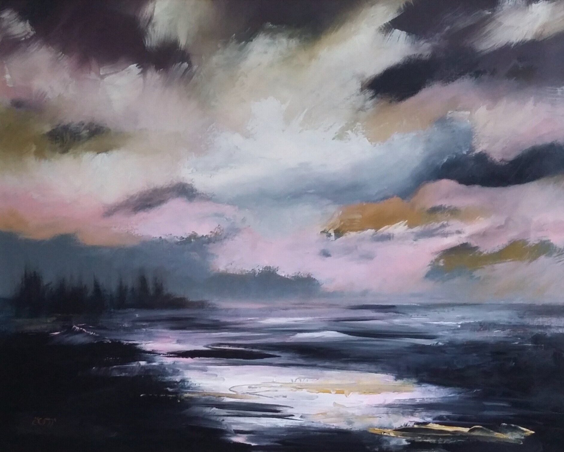 Trevor Craggs - Across the Lake...
