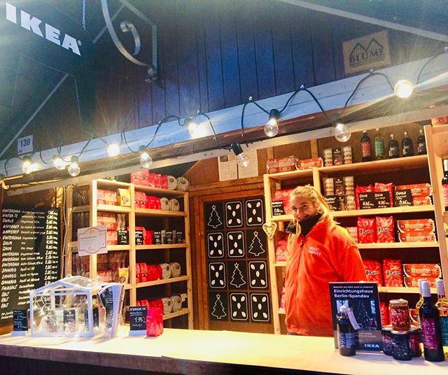 |Werbung - Seitenmarkierungen|  IKEA auf dem Weihnachtsmarkt in Berlin-Spandau #ikea #weihnachtsmarkt #weihnachten #merrychristmas #ikeafood #ikeafamily #ikeafamilycard #family #berlin #ikeadeutschland #schweden #shopping #happyweekend #bestoftheday #happy #fun #amazing #life #style #food #friends #smile #linipromotion
